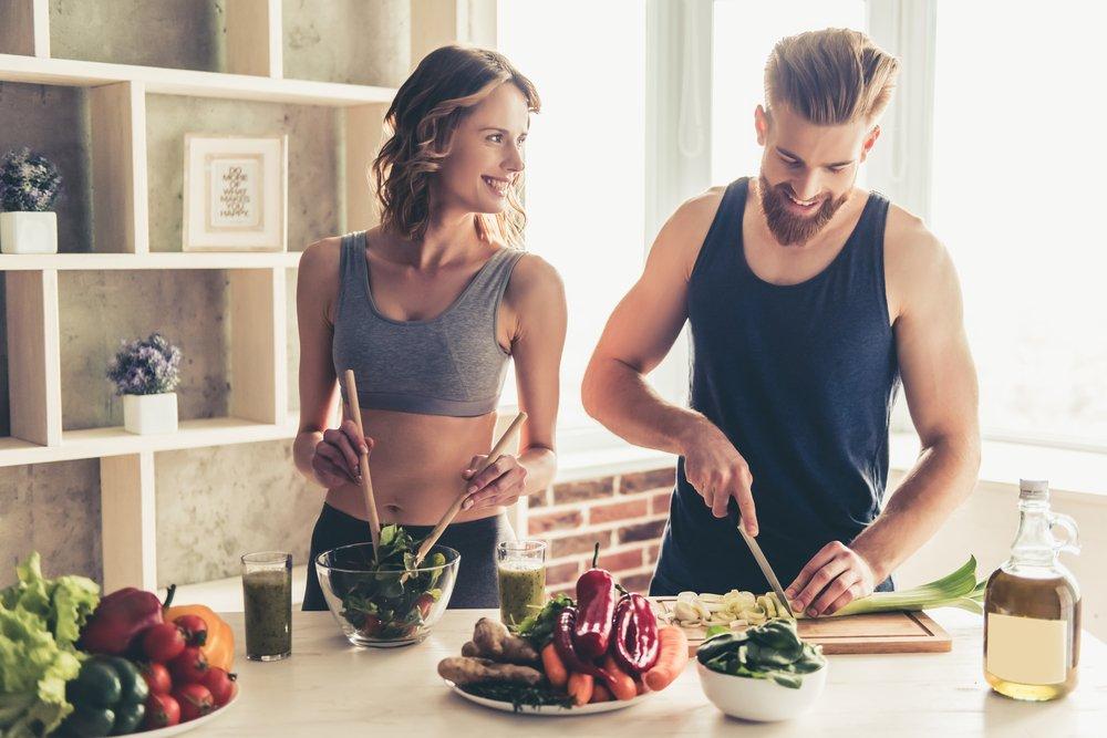 Между тренировками и питанием: повседневная жизнь конкурентоспособного спортсмена